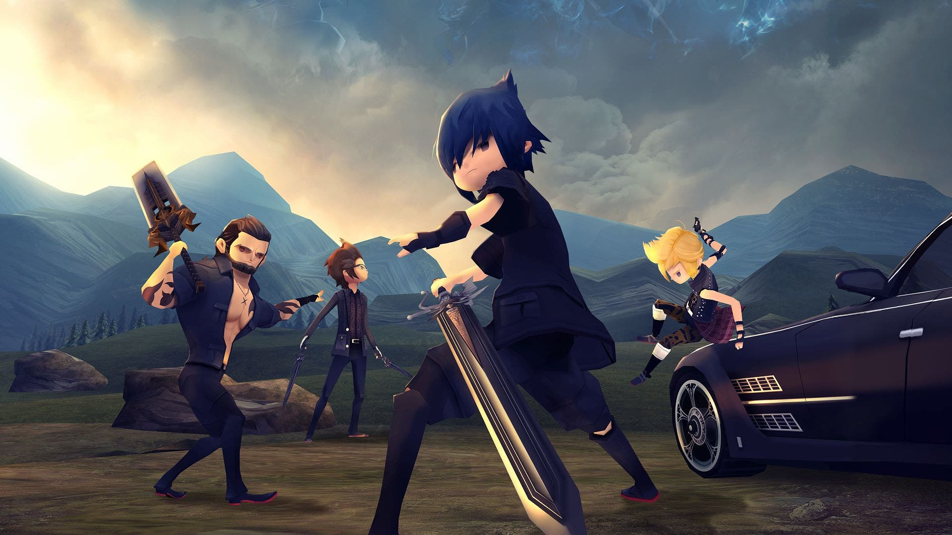 Nuevos gameplays de Final Fantasy XV: Pocket Edition HD, Cities Skylines, Kings and Queens y más