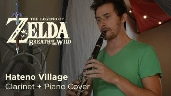 Relájate con esta genial cover de The Legend of Zelda: Breath of the Wild