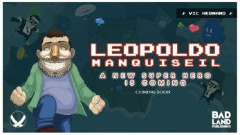 Leopoldo Manquiseil llegará a Nintendo Switch en noviembre