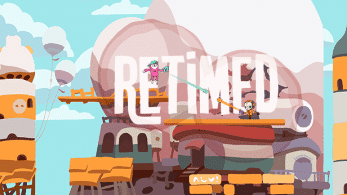 [Act.] Retimed confirma su lanzamiento en Nintendo Switch