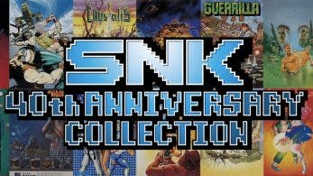 Tráiler de lanzamiento de SNK 40th Anniversary Collection