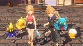World of Final Fantasy Maxima estrena un nuevo tráiler en el TGS 2018