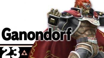 Ganondorf protagoniza la nueva entrada del blog oficial de Super Smash Bros. Ultimate