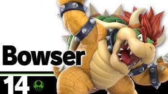 Bowser protagoniza la entrada de hoy del blog oficial de Super Smash Bros. Ultimate