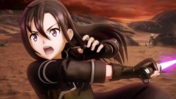 Anunciados Sword Art Online: Hollow Realization y Sword Art Online: Fatal Bullet para Nintendo Switch