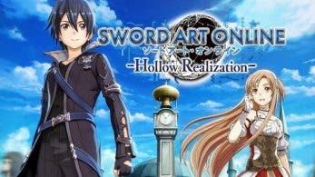 Sword Art Online: Hollow Realization Deluxe Edition para Switch no contará con edición física en América