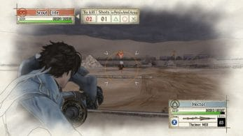 SEGA lanzará Valkyria Chronicles 1 Remastered para Nintendo Switch en Occidente el 16 de octubre