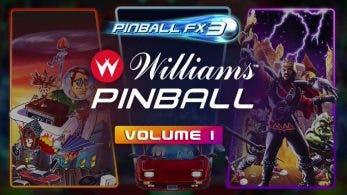 Pinball FX3: Williams Pinball Volume 1 llega el 9 de octubre