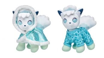 Build-A-Bear lanzará este adorable peluche Pokémon de Vulpix de Alola