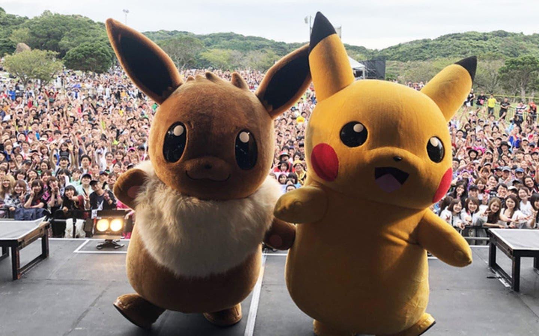 Pikachu, Eevee y Super Mario fueron los personajes más queridos de Nintendo por los niños japoneses en 2018