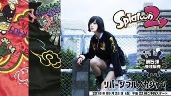 EditMode lanzará una nueva chaqueta reversible de Splatoon en Japón
