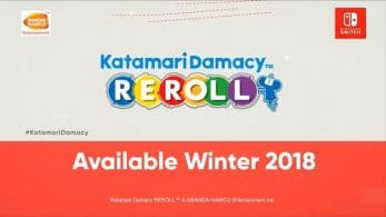 [Act.] Katamari Damacy Reroll anunciado para Nintendo Switch