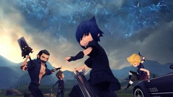 Final Fantasy XV Pocket Edition HD ya está disponible en la eShop de Nintendo Switch