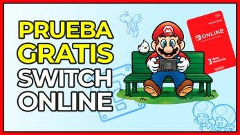 [Tutorial] Consigue 7 dias de online gratuito para Nintendo Switch