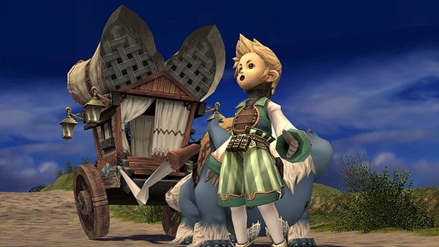 Final Fantasy Crystal Chronicles: Remastered Edition solo llegará a América en digital