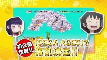 Space Harrier queda confirmado para SEGA Ages con este vídeo
