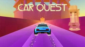 Car Quest estará disponible en Nintendo Switch a finales de año