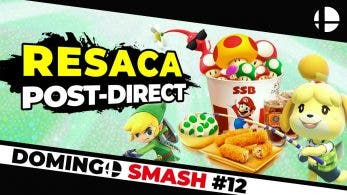 [Vídeo] Domingo Smash #12: ¡Caja especial, 108 escenarios, Animal Crossing y más!