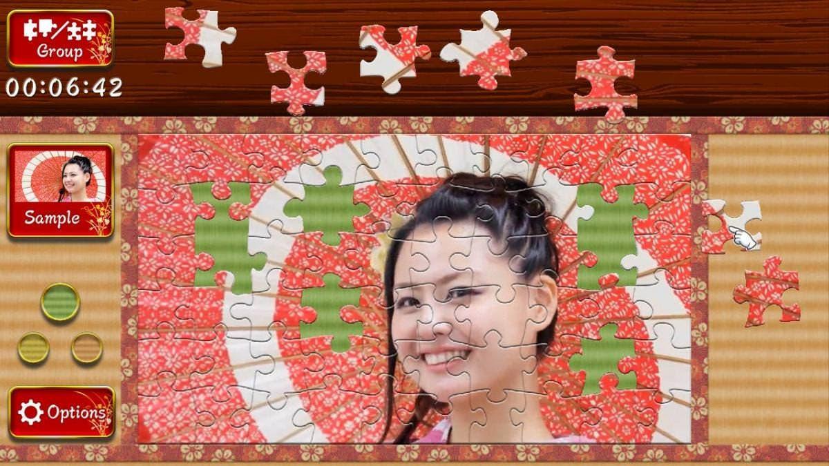 Animated Jigsaws: Japanese Women llegará a Switch el 4 de octubre