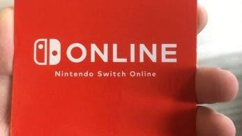 Así son las tarjetas prepago de Nintendo Switch Online