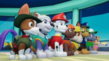 [Act.] Carrusel de tráilers: Patrulla Canina: Todos a una, Yo-kai Watch Blasters, Dragalia Lost, Whispering Willows, Armello, Wario Ware Gold y Rise and Shine