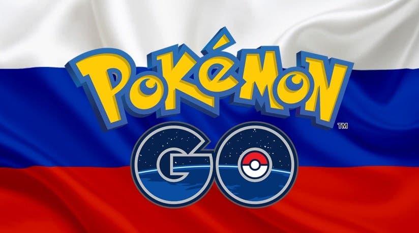 Pokémon GO se lanza oficialmente en Rusia