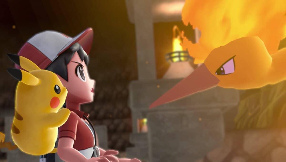 Cómo capturar varias veces las aves legendarias en Pokémon: Let's Go, Pikachu! / Eevee!