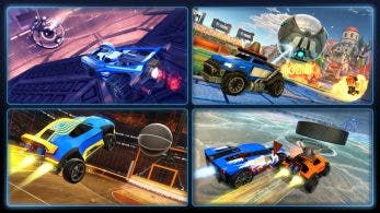 Rocket League se actualiza a la versión 1.53 añadiendo Hot Wheels Rivals Arena y más
