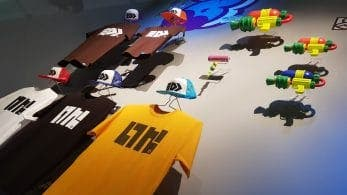 Descubre los entresijos del diseño de Splatoon en la V&A Video Games Exhibition de Londres