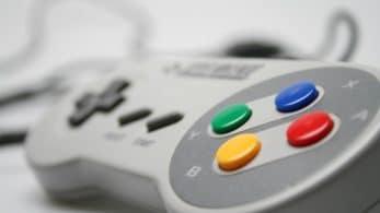 Nintendo registra una marca de los botones del mando de Super Famicom
