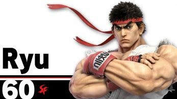 Ryu protagoniza la más reciente entrada del blog oficial de Super Smash Bros. Ultimate