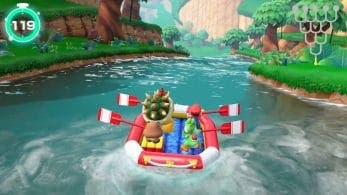[Act.] Nuevos gameplays de Super Mario Party, King of the Hat, Bastion, Zarvot, Samurai Gunn 2 y más