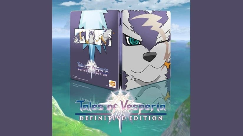 Tales of Vesperia Definitive Edition llegará en 2019