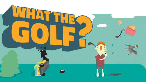 Triband está considerando lanzar WHAT THE GOLF? en Nintendo Switch