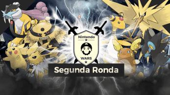 Segunda Ronda de Nintendo Wars: Pokémon de tipo Eléctrico: ¡Vota ya por los 8 clasificados!