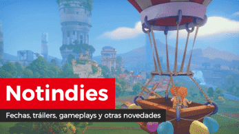 Novedades indies: Sky Force Anniversary, Shadow of Loot Box, Force Of Habit, Snake Pass, SpiritSphere DX, My Time at Portia, Toki, Gal Metal, Dusk Driver, Gris y más