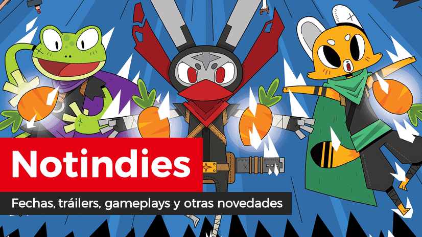 Novedades indies: Akihabara Crash! 123 Stage, Ninjin: Clash of Carrots, Death Mark, Tied Together, Onimusha: Warlords, Monster Boy y más