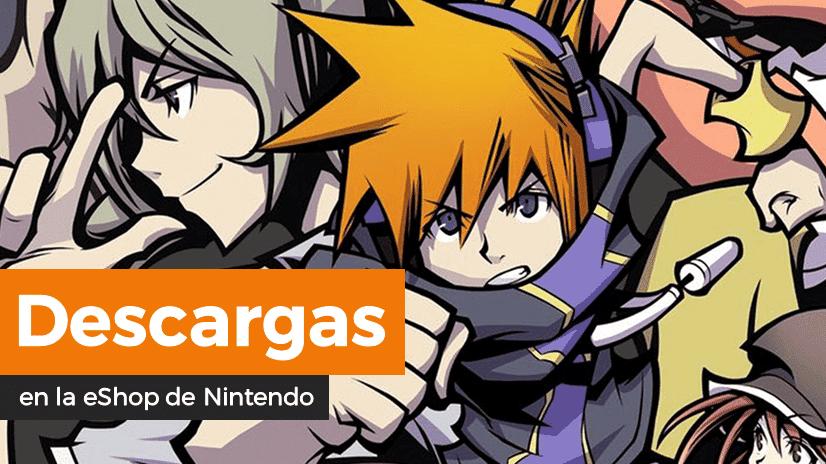 Novedades y ofertas de la semana en la eShop de Nintendo (11/10/18, Europa y América)