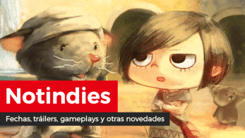 Novedades indies: Collidalot, NAIRI: Tower of Shirin, Croixleur Sigma, Magic Scroll Tactics, Super Hyperactive Ninja, Crayola Scoot, 7 Billion Humans, Portal Knights, rebajas de Nicalis y más