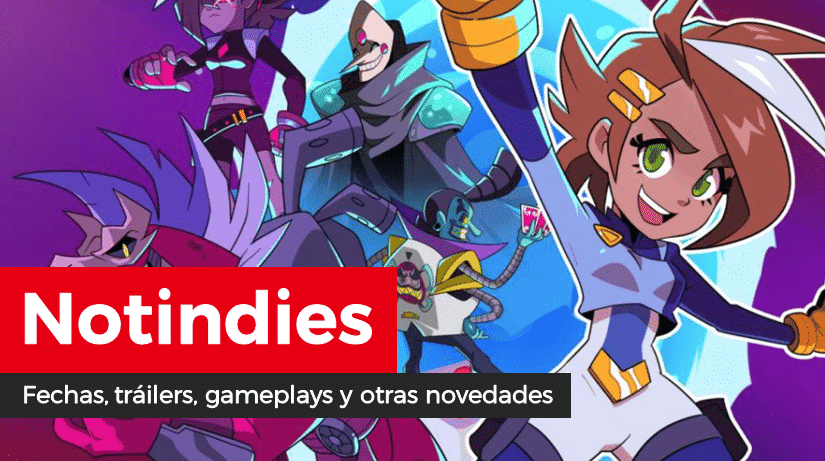 Novedades indies: Entiérrame, mi amor, Double Cross, Pikuniku, My Time At Portia, Asidivine Hearts II, Fight of Gods, Dragon's Lair, Everything, Hive Jump, Left-Right: The Mansion, Momodora y más