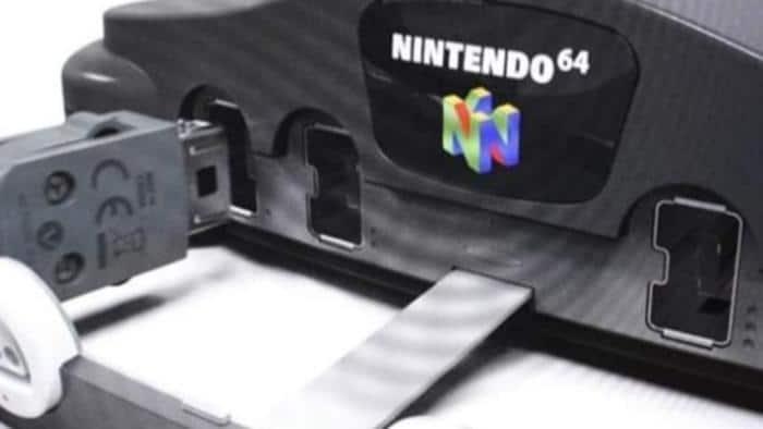 [Rumor] Se filtran fotos de una supuesta Nintendo 64 Mini