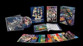 [Act.] Así es la edición limitada de SNK 40th Anniversary Collection