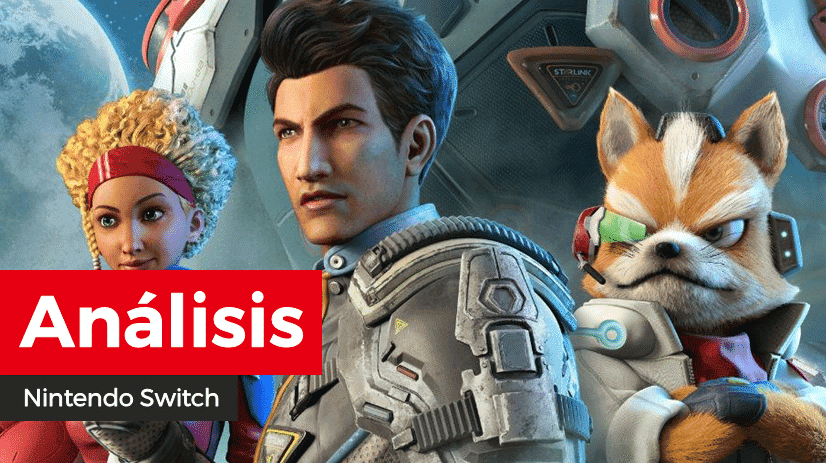 [Análisis] Starlink: Battle for Atlas