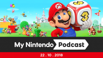 My Nintendo Podcast 3×01: Super Mario Party, revisión de Switch en 2019 y mucho más