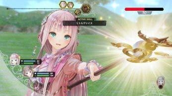 Atelier Lulua: The Alchemist of Arland 4: nuevos detalles, capturas y ediciones limitadas japonesas