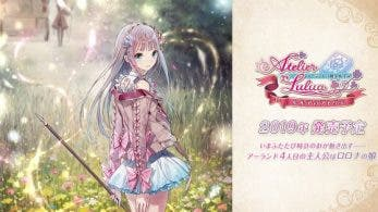Ya disponible la web japonesa de Atelier Lulua: The Alchemist of Arland 4