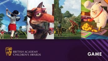 BAFTA nomina a Mario + Rabbids Kingdom Battle para los British Academy Children's Awards