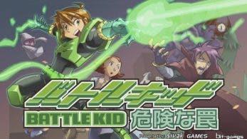 Battle Kid: Dangerous Trap se lanzará para Famicom el 18 de octubre