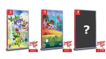 Best Buy recibirá remesa de Yooka-Laylee, Golf Story y otro juego de Limited Run para Switch no anunciado todavía