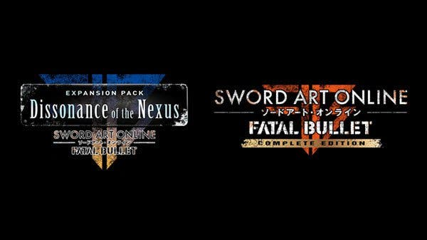 El DLC Dissonance of the Nexus y la Complete Edition de Sword Art Online: Fatal Bullet llegarán a Occidente el 18 de enero, nuevo gameplay de Sword Art Online: Hollow Realization en Switch